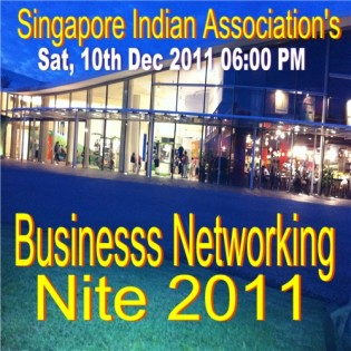 Business Networking Nite Dec 2011