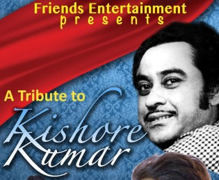 A tribute to Kishore Kumar by Belaal Patel