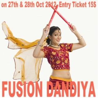 Fusion Dandiya