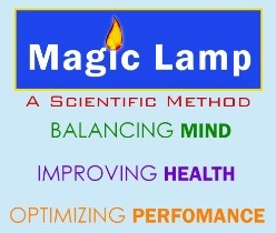 Magic Lamp - Stress Management Camp