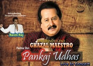 Pankaj Udhas Live in Concert in Singapore