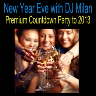 New Years Eve Countdown Party to 2013 in Singapore