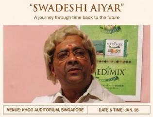 Tamil Drama Festival 2013 - Swadeshi Iyer