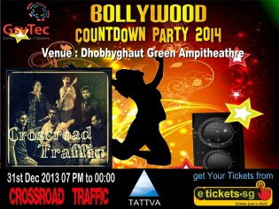 New Year Eve Countdown Party 2014 in Singapore