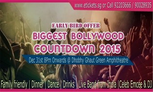 Bollywood Countdown 2015
