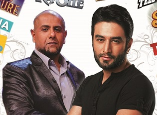 The Titans of Bollywood Vishal and Shekhar live