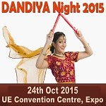Navratri in Singapore 2015 24th Oct 2015