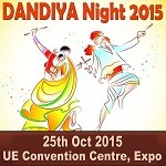 Garba in Singapore 2015 on 25th oct 2015
