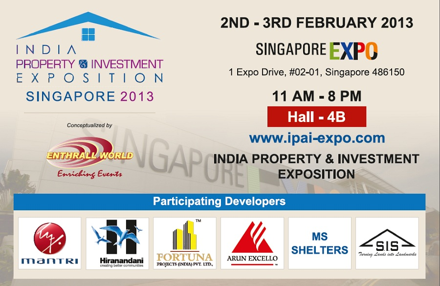 Indian property & investment expo 2013